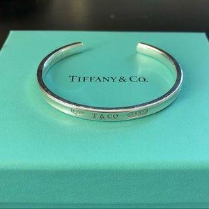 Tiffany 1837 Cuff, sterling silver